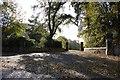 NZ3310 : Neasham Hall Gatehouse and driveway by Nick W