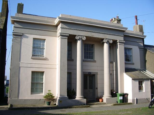 Allonby House (former baths)
