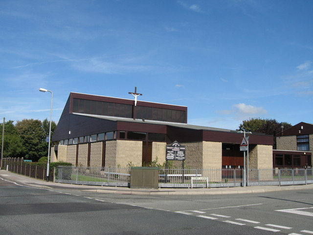 St Benet's Catholic Church, Netherton