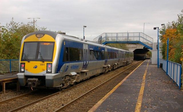Bridge End station, Belfast (2)