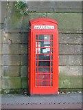 SK3436 : Red telephone kiosk - Friar Gate, Derby by J147