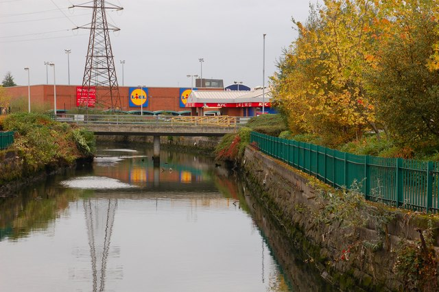 The Connswater, Belfast