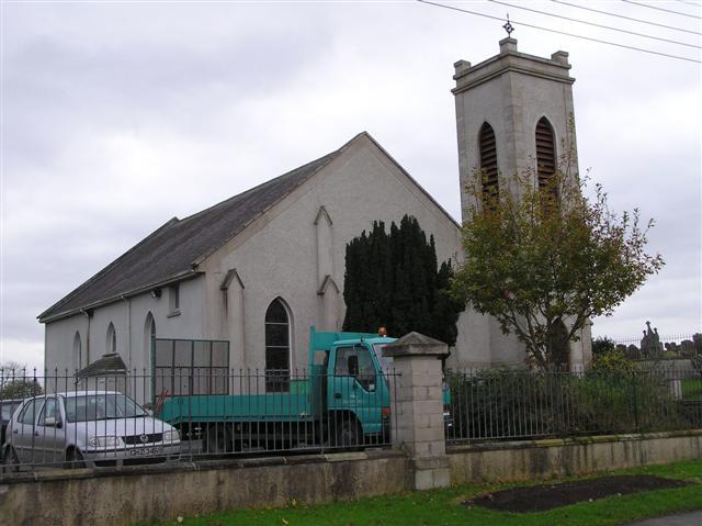 Blackwatertown RC Church