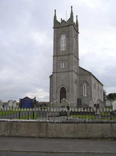 Holy Trinity Church of Ireland , Drumsallan