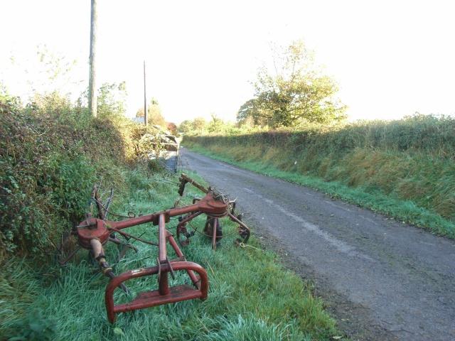 Farm Implement Near Dunderry, Co. Meath