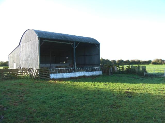 Barn at Halltown, Co. Meath