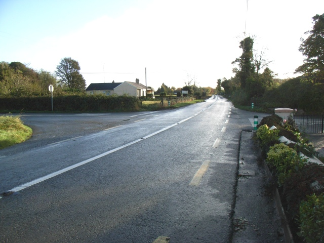 Halltown Crossroads, Co. Meath