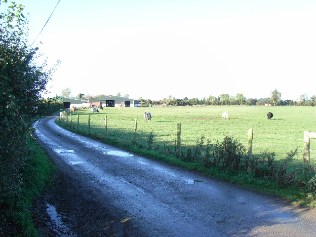 Farm at Hanlonstown, Co. Meath
