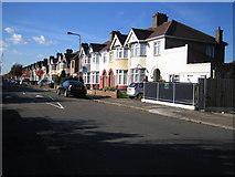 TQ4585 : Ilford: Eton Road by Nigel Cox
