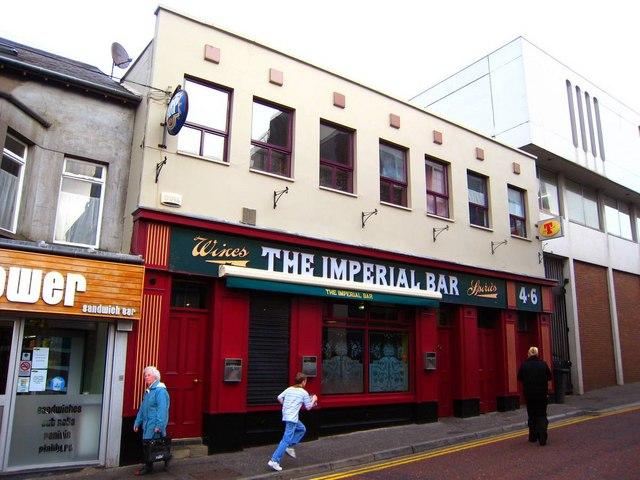 'The Imperial Bar', Bangor