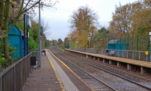 Balmoral station, Belfast (2007-1)