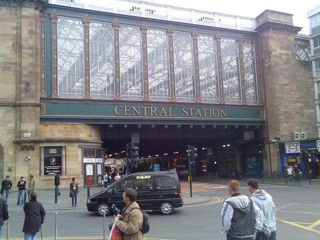 Central Station Bridge, Glasgow