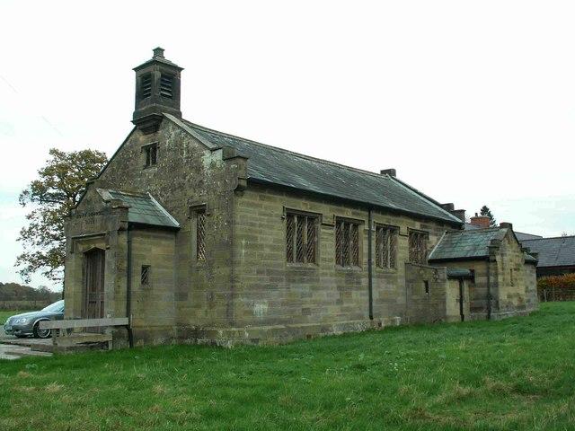 Former school, Rickerby village