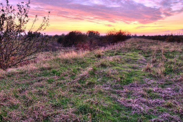 View towards Peterborough