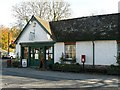 SU3737 : Leckford - Post Office and Village Shop by Chris Talbot