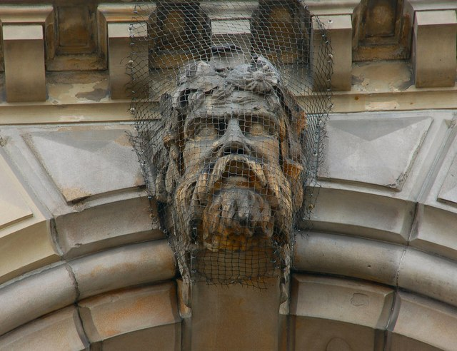Head, Custom House, Belfast (4)
