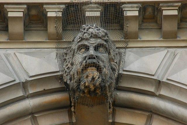 Head, Custom House, Belfast (6)