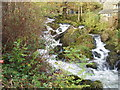 NY3606 : Rydal Beck at Rydal Hall by Keith Pitchforth