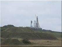 SO6077 : Random Moor and Clee Hill Radar by John M