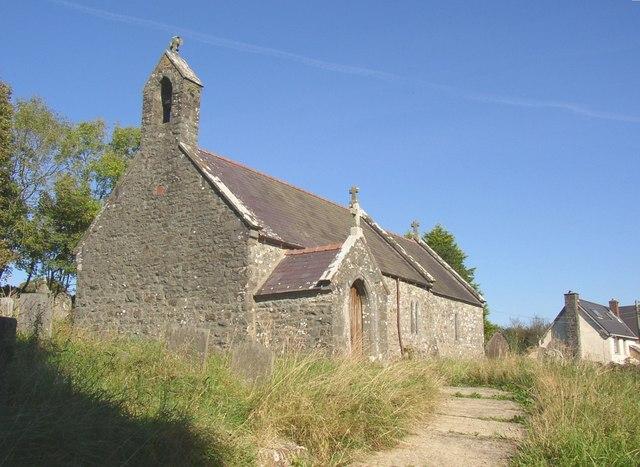 St Non's Church, Llanycefn