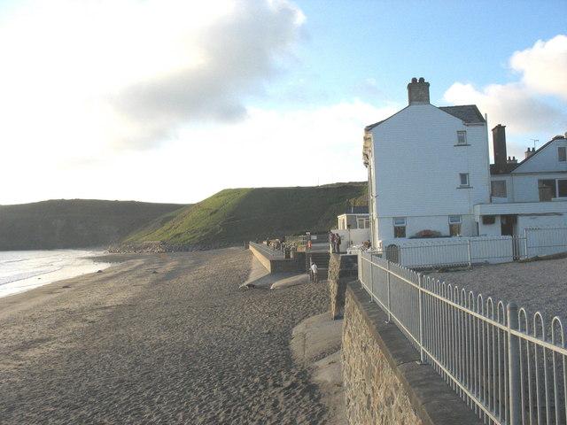 Traeth Aberdaron Beach