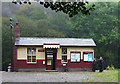 SK0048 : Consall Station, Churnet Valley Railway, Staffordshire by Roger  Kidd
