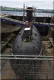 SX4454 : HMS Courageous by Chris Allen