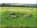 SP2930 : Stone circle near the King Stone, Warwickshire by Brian Robert Marshall