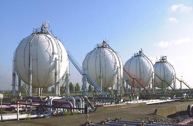 Propane Spheres