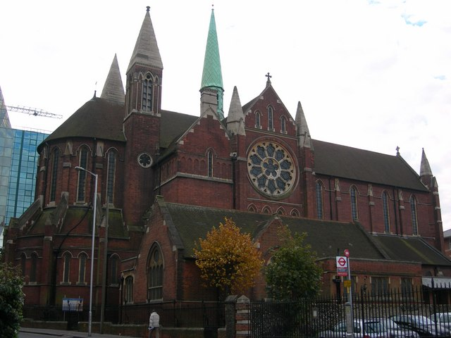 St Michael and All Angels With St James Church, West Croydon