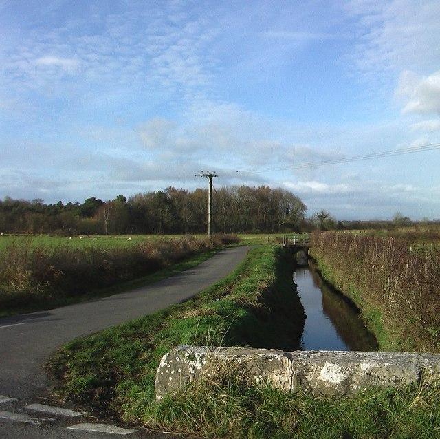 Road across Holme Moss
