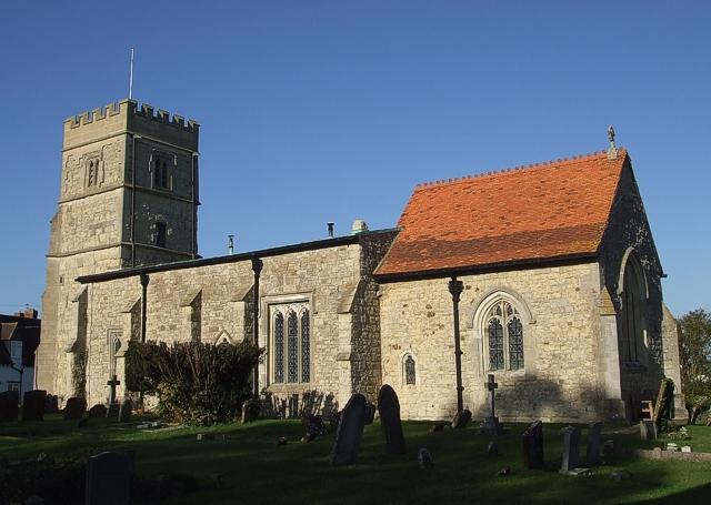 St. John the Baptist, Granborough