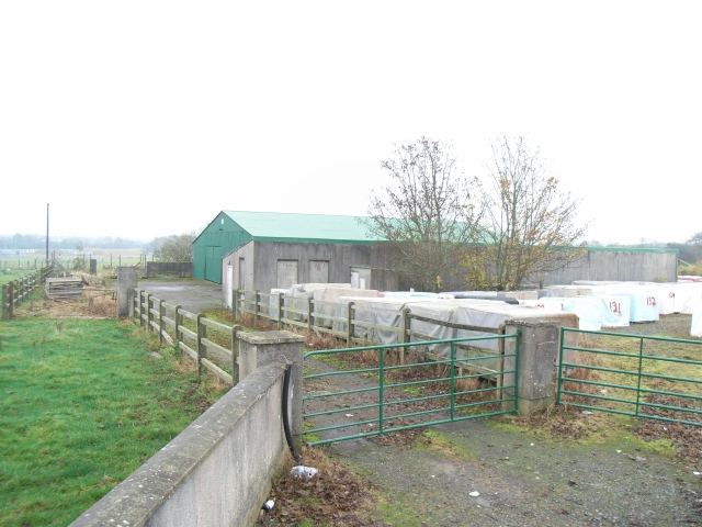 Sheds Near Tara Mines, Navan, Co. Meath