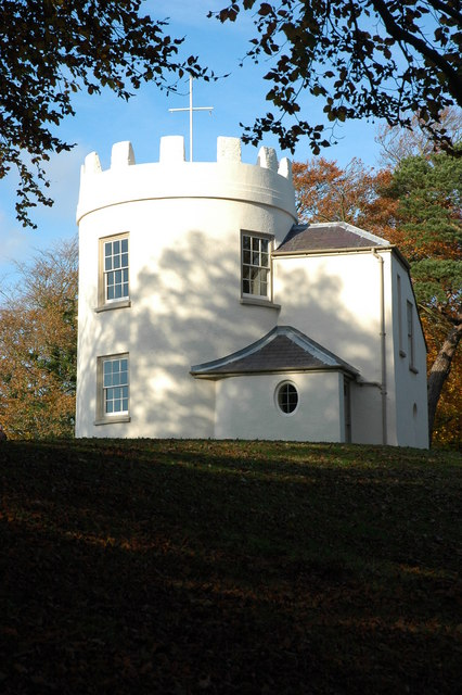 The Round House, The Kymin, Monmouth