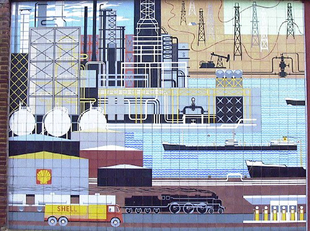Shell Haven Mural