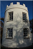 SO5212 : The Round House, The Kymin, Monmouth by Philip Halling