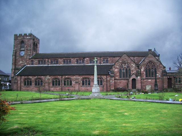 St Thomas Church, Ashton-in-Makerfield