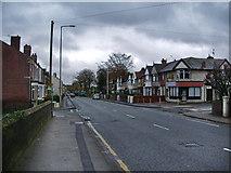 SJ5798 : Warrington Road, Ashton-in-Makerfield by Alexander P Kapp