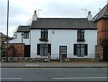 SK3436 : Old cottage - Ashbourne Road, Derby by J147