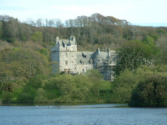 Locknaw Castle