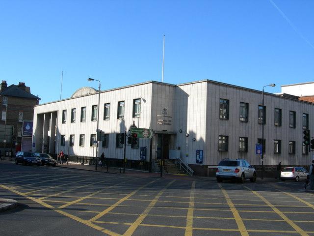 Lavender Hill Police Station, SW11