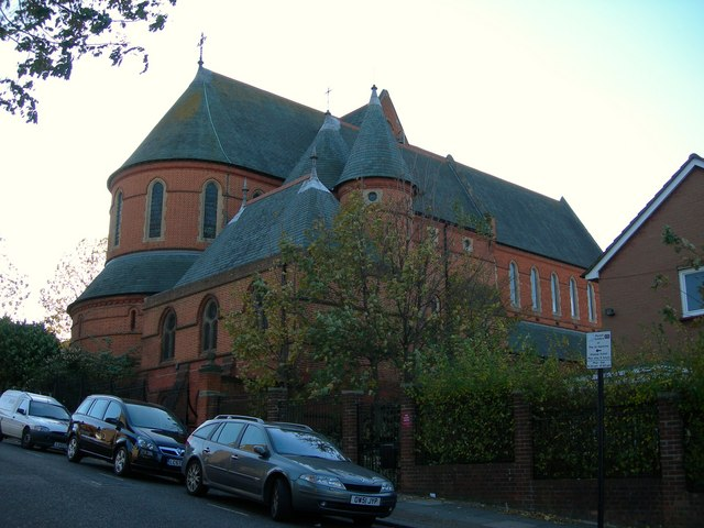 The Parish Church of The Ascension of the Lord, Lavender Hill (1)