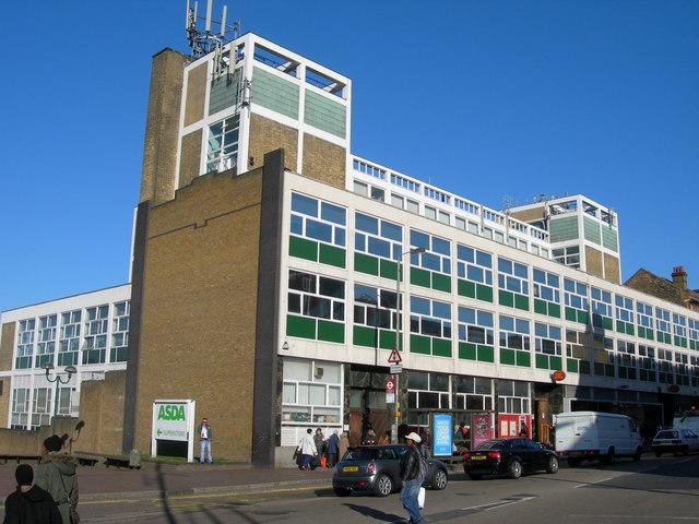 Battersea Post Office, Lavender Hill, SW11