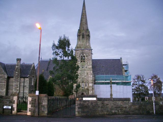 Our Lady & St Hubert's Catholic Church, Great Harwood