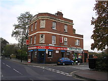 TQ3581 : The Clare Hall, Stepney Way, East London by Dr Neil Clifton