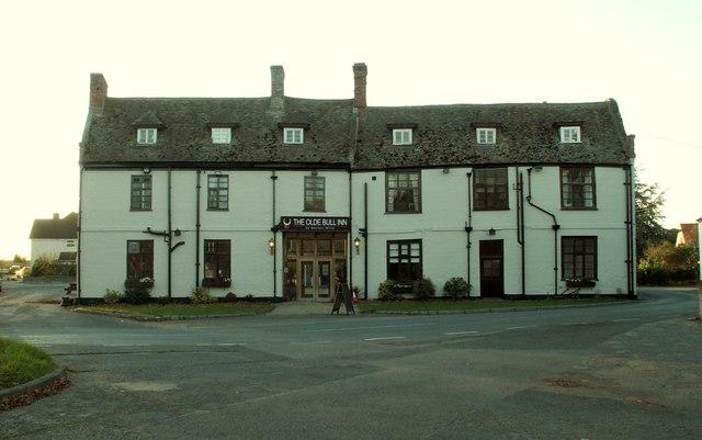 'The Olde Bull Inn' at Barton Mills