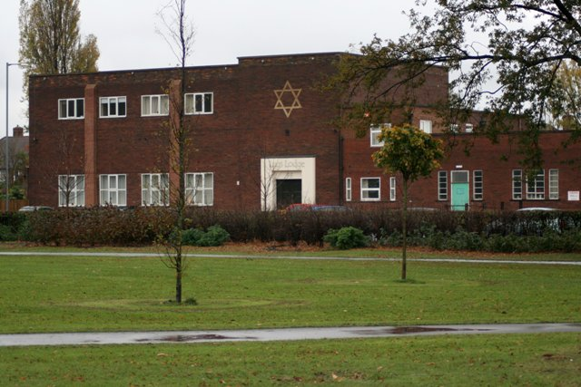 Lugs Lodge Synagogue