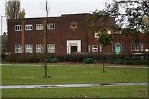 NZ4918 : Lugs Lodge Synagogue by Mick Garratt