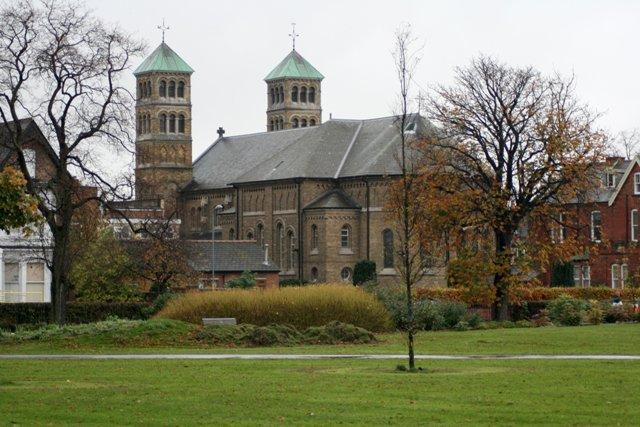 Sacred Heart Church, Linthorpe Road