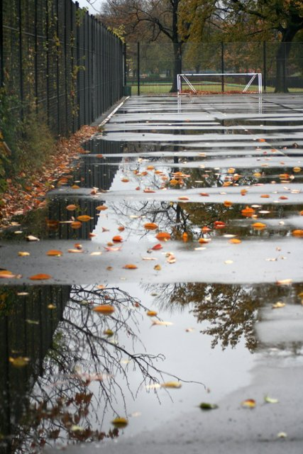 Tennis Courts, Albert Park